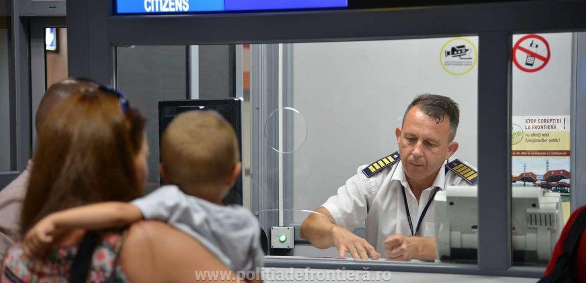 Atenție la documentele de călătorie ale copiilor, ca să nu fiți întorși de la graniță