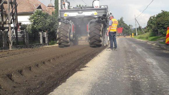 Comuna Bârsana derulează un nou proiect de infrastructură