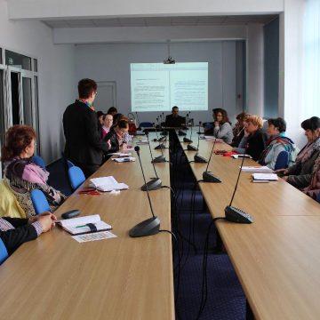 """Sesiune informativă în domeniul muncii la """"Cafeneaua oamenilor de afaceri"""""""