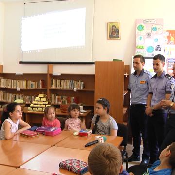 VIDEO | Școala Siguranței Tedi la Bârsana