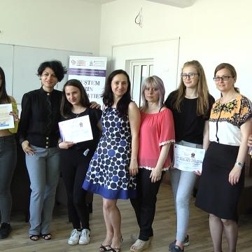 VIDEO | Premii naționale pentru Liceul Tehnologic Marmația