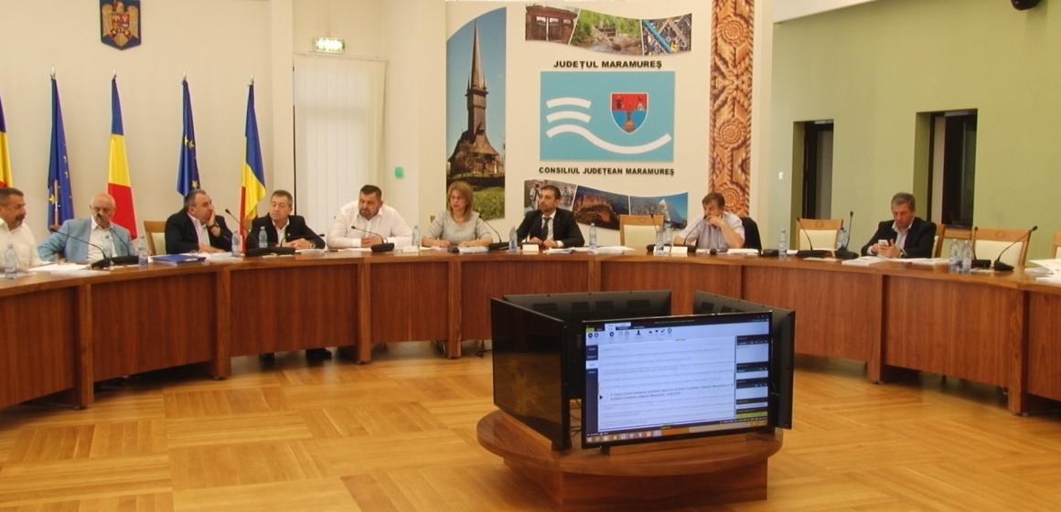 VIDEO | Consilierii județeni mai fac o încercare