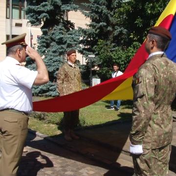 VIDEO   Ziua Drapelului Național, sărbătorită în Maramureș