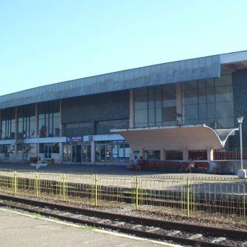 Video|Stația CFR Baia Mare va fi modernizată