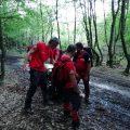Turist mort în Munții Rodnei. Salvamontiștii borșeni n-au putut interveni la timp, fiindcă mașinile sunt sub sechestru