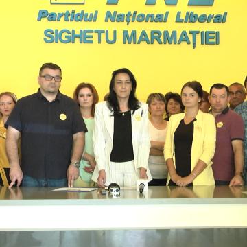 VIDEO | PNL Sighet le mulțumește cetățenilor pentru încrederea acordată la alegerile europarlamentare
