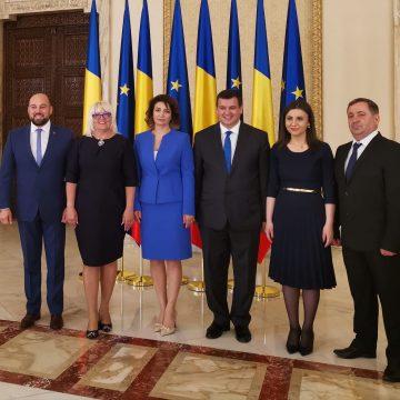 Senatorul PMP de Maramureș Severica Covaciu a luat parte la semnarea Pactului pentru parcursul european