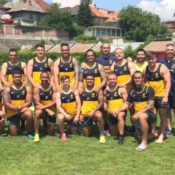 VIDEO | Patru zimbri convocați la naționala de rugby 7
