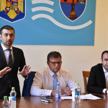 """Gabriel Zetea, președinte PSD Maramureș: """"Împreună cu ministrul Muncii, clarificăm cu responsabilitate aspectele sesizate de pensionarii IPEG"""""""