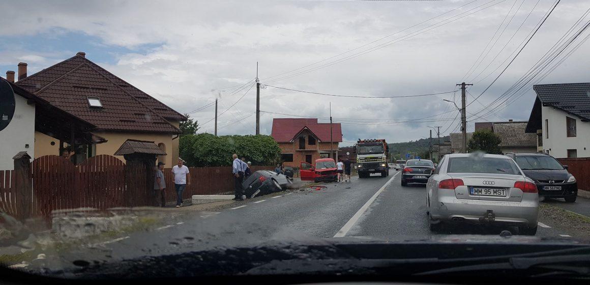 ULTIMA ORĂ: Accident în Vadu Izei