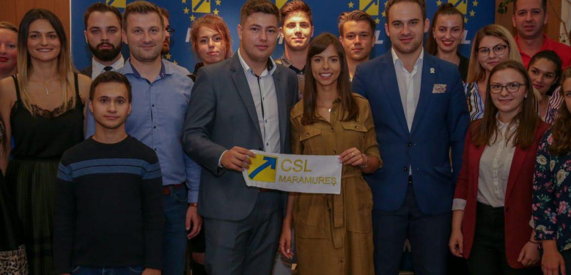 PNL: Alex Isac este noul președinte al Clubului Studenților Liberali Maramureș