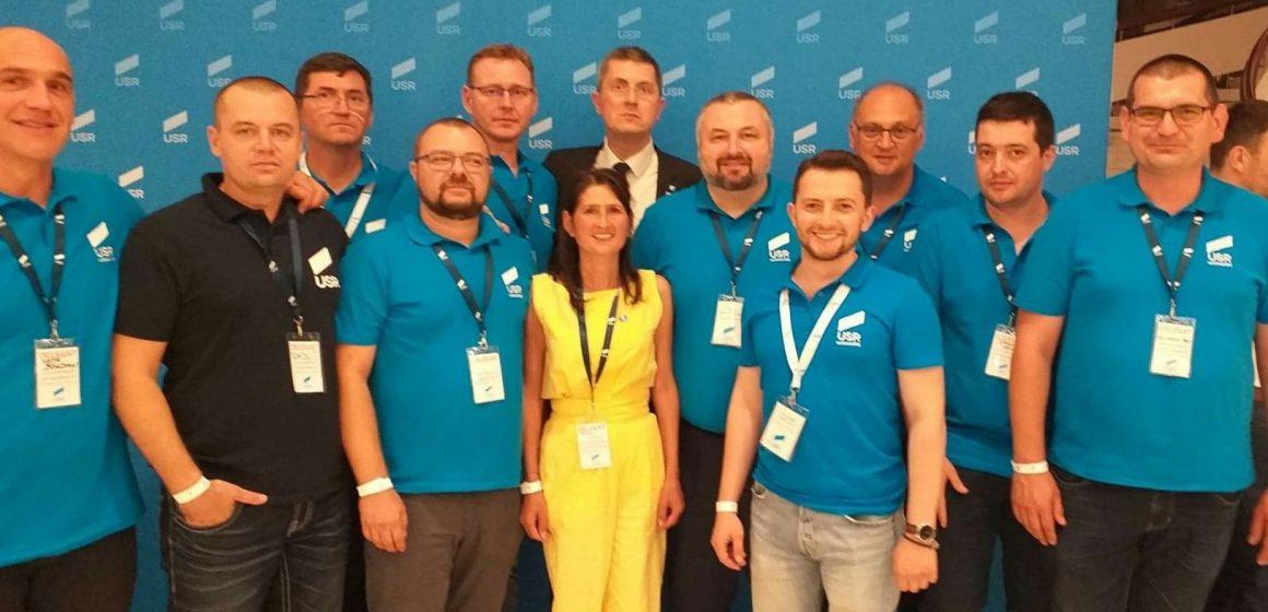 USR Maramureș l-a votat pe Dan Barna pentru candidatura la Cotroceni
