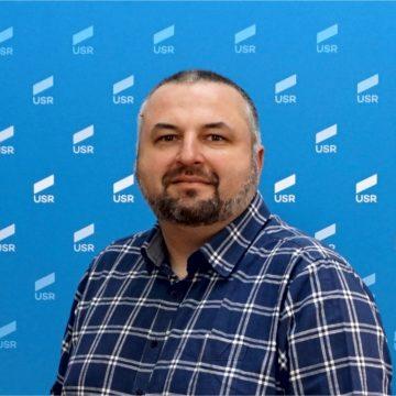 VIDEO | Dan Ivan, candidatul USR la Primăria Baia Mare