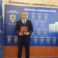Emblema de onoare a MAI – acordată unui polițist maramureșean