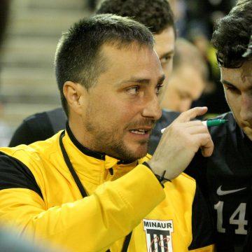 Raul Fotonea nu mai este antrenorul echipei masculine de handbal