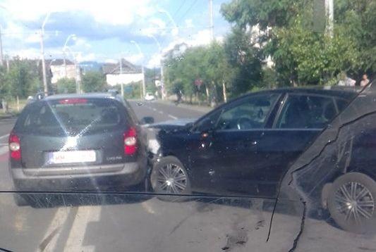 Accident pe strada Grănicerilor