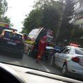 Trei accidente într-o zi pe șoselele Maramureșului