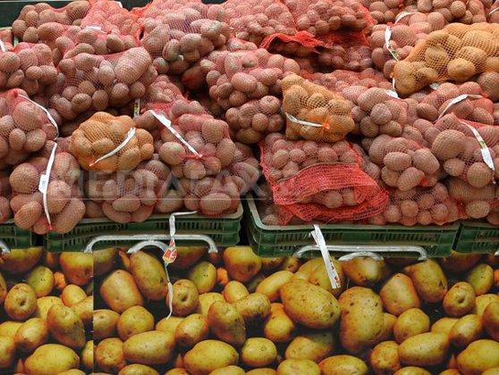Inflaţia este în scădere, dar preţurile la legume cresc. La cartofi valorile urcă galopant/ Cu cât plătesc mai mult cumpărătorii