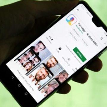 O aplicație FaceApp falsă infectează telefoanele