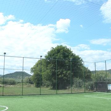 VIDEO | Noul teren de sport din Bârsana a fost dat în folosință