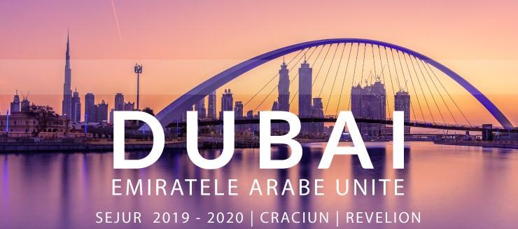 Sejur 2019-2020: Dubai, plecare cu avionul din Cluj