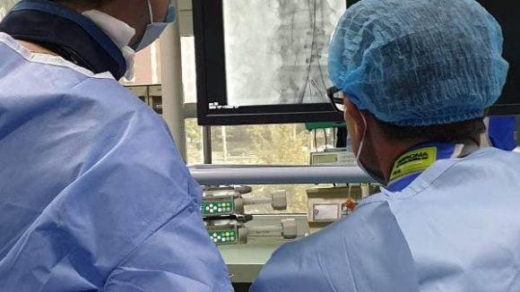 Spitalul Județean din Baia Mare: Pacient salvat printr-o intervenție complexă
