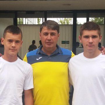 Turneul Speranțelor – doi sigheteni au fost selectați pentru tabăra de vară de la Mogoșoaia