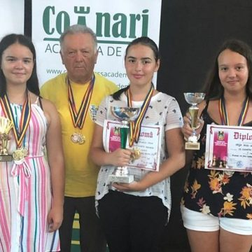 VIDEO | Trei sighetence au urcat pe podium la Campionatul național de șah pe echipe