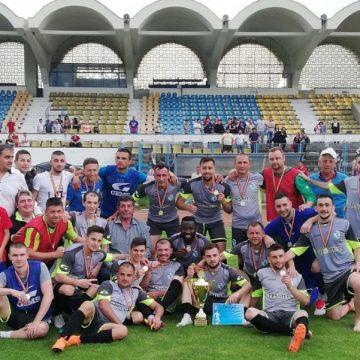 VIDEO | Progresul Șomcuta Mare vs Unirea Dej în faza I națională a Cupei României