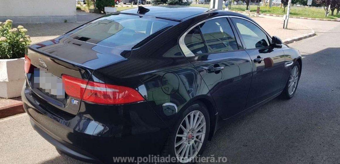 Mașini furate în străinătate recuperate de lucrători ai ITPF Sighet