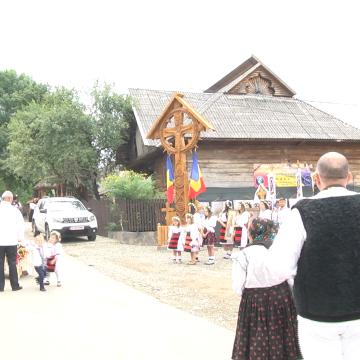 VIDEO| Eveniment special în Valea Stejarului