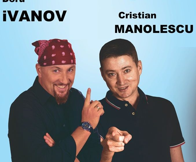 ADVERTORIAL: Stand-up Comedy cu Doru Ivanov și Cristian Manolescu la pensiunea Soare-n Maramureș din Budești