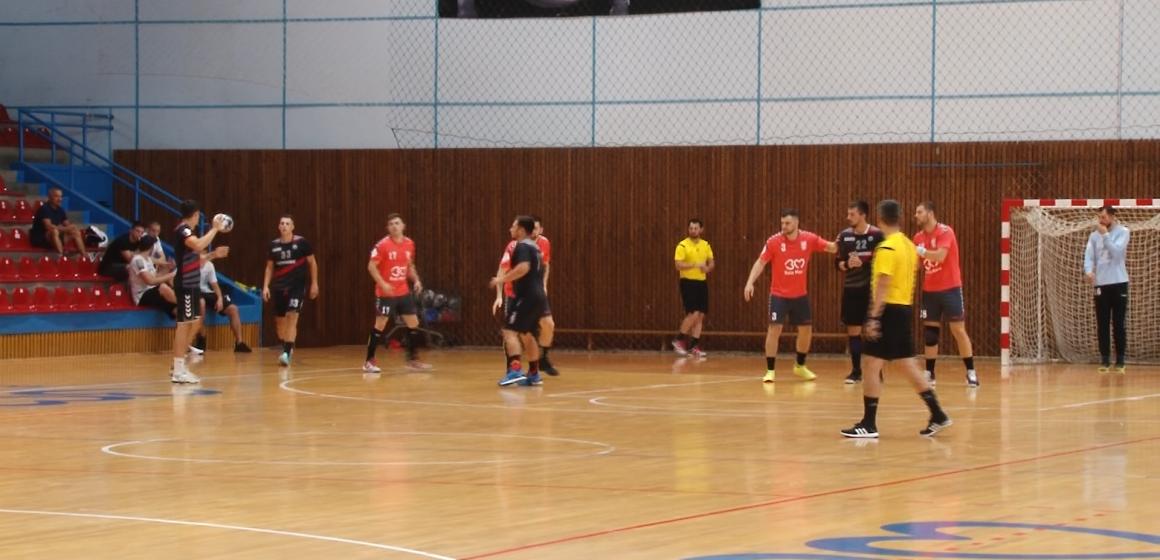 VIDEO | În așteptarea debutului Ligii Zimbrilor, Minaur a câștigat ultimul amical al verii