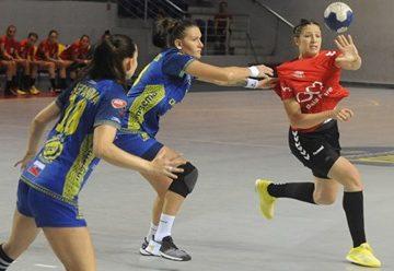 Trei jucătoare de la Minaur, convocate la prima acțiune a lotului național