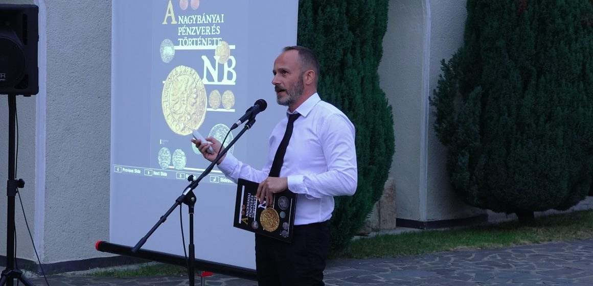 690 de ani de la prima consemnare a orașului Baia Mare și istoria monetăriei la Főtér Fesztivál 2019