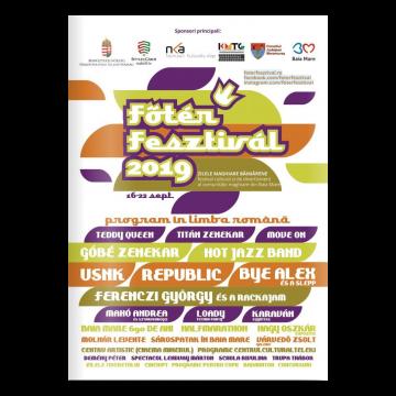 Azi se dă startul la Főtér Fesztivál 2019 – Zilele Maghiare Băimărene, programul zilei de luni
