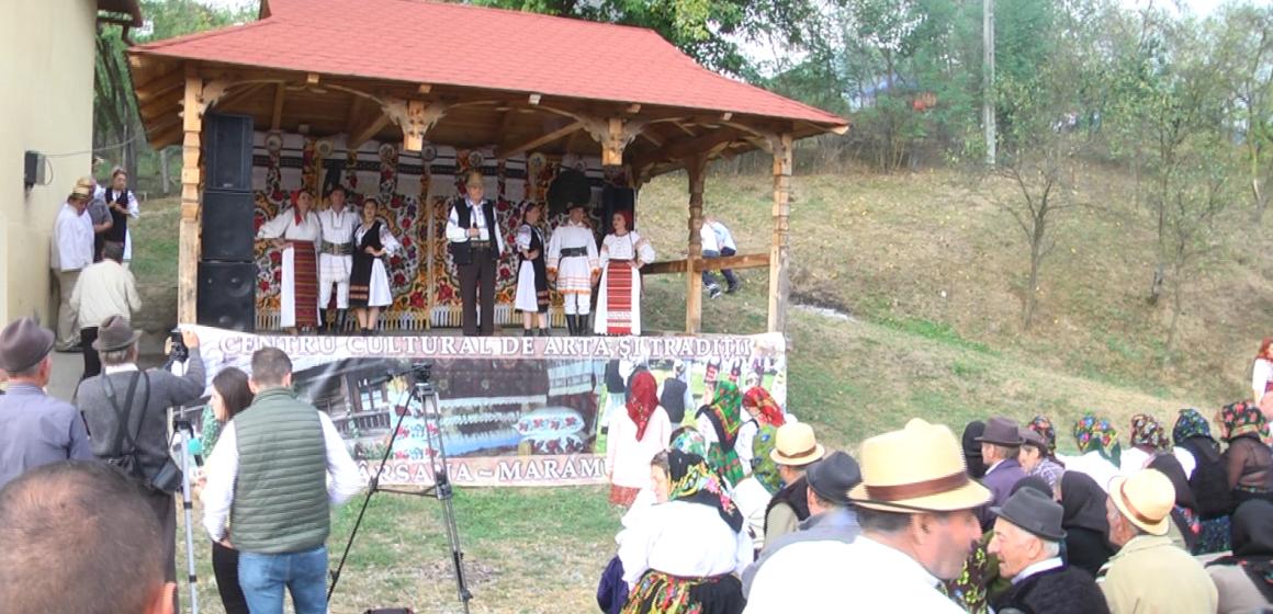 """De sărbătoarea """"Fiii satului"""", la Nănești"""