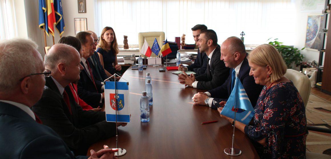 A fost semnat Acordul de cooperare între județul Maramureș și Voievodatul Podkarpackie din Republica Polonă
