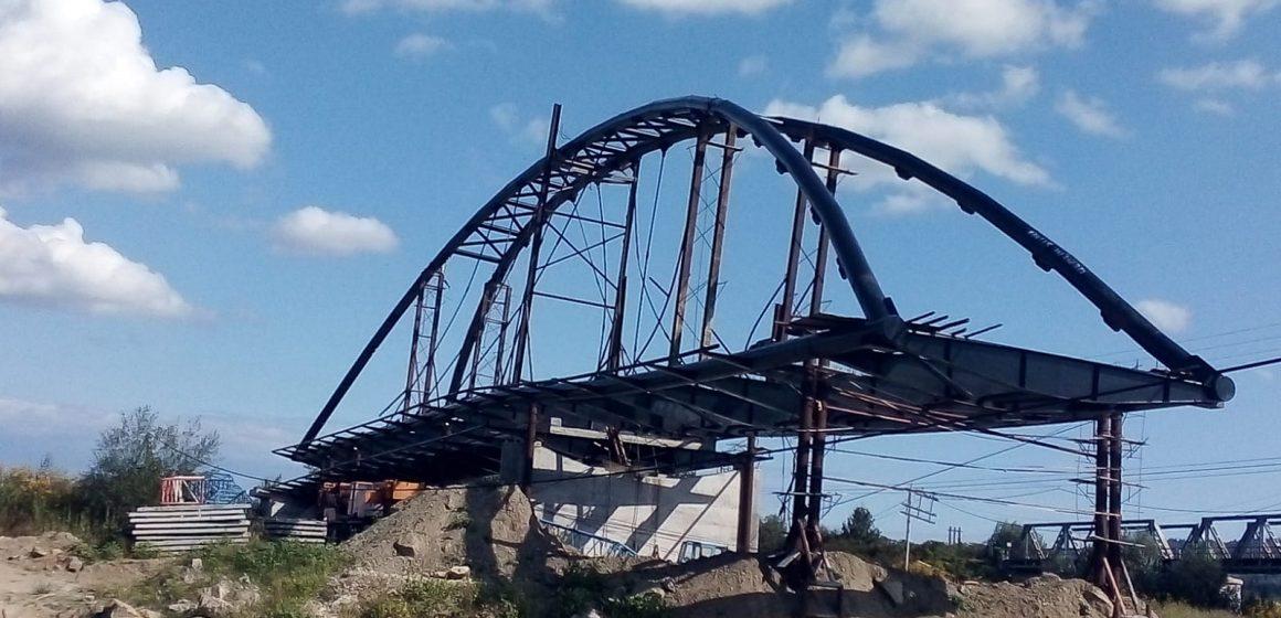 VIDEO | Un pod care numai nu se finalizează
