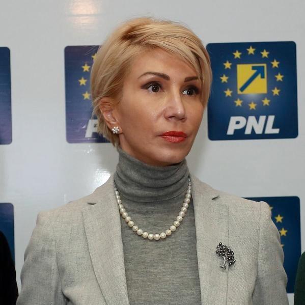Raluca Turcan, prim-vicepreședinte PNL: Klaus Iohannis este garanția faptului că România poate face pasul către normalitate (INTERVIU)