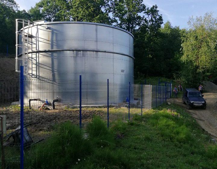 Se fac lucrări la sistemul de apă din Berbești și Ferești