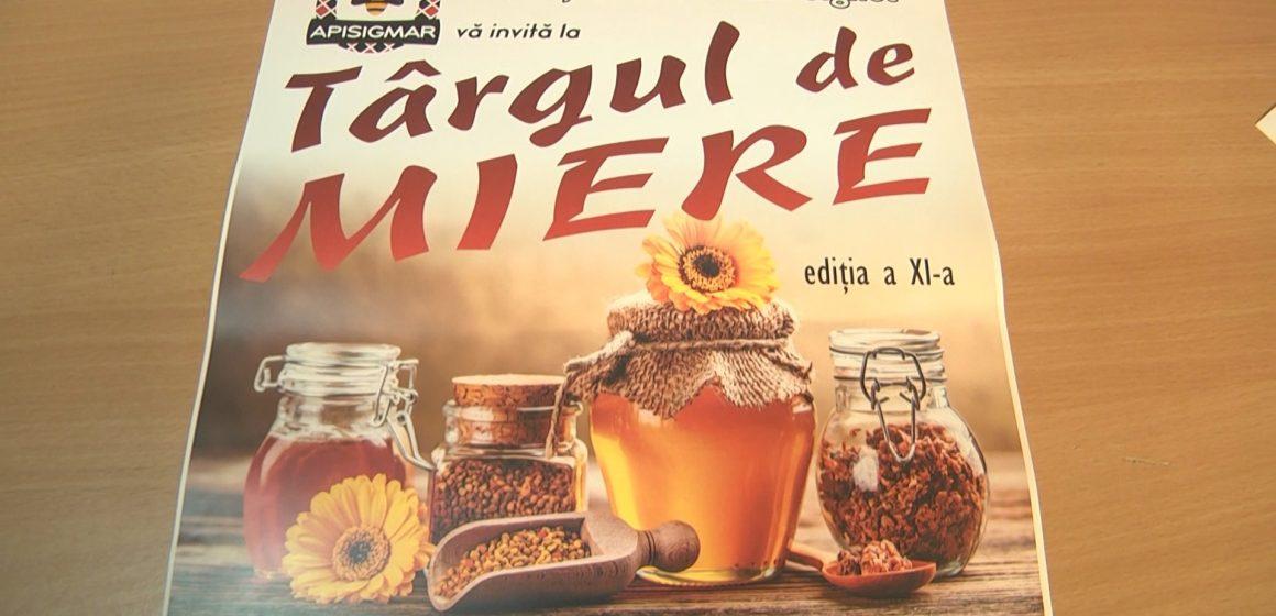 VIDEO | Târgul mierii, la Sighet – mai puțini producători ca-n alți ani