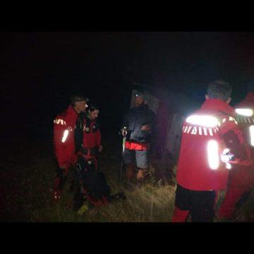 Turist polonez salvat după ce a fost atacat de o ursoaică în Munții Rodnei