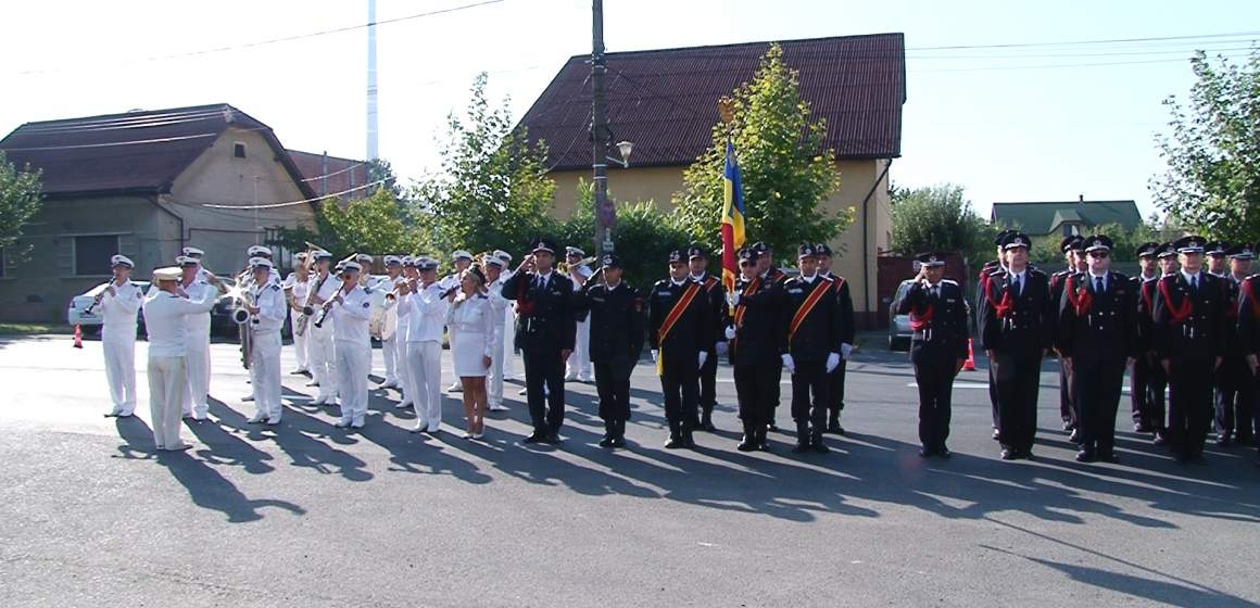 13 septembrie la ISU Maramureș