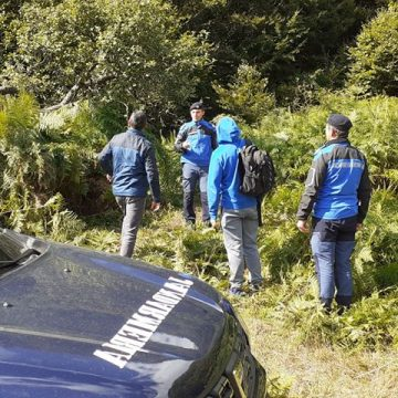 Doi bărbați rătăciți, găsiți de jandarmii montani