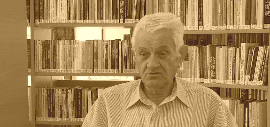 Ultimul drum al profesorului Dragomir Ignat