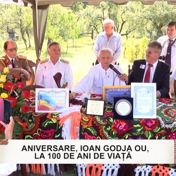 VIDEO | Sărbătorit la 100 de ani