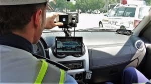 Permise reținute pentru viteză excesivă și depășiri neregulamentare