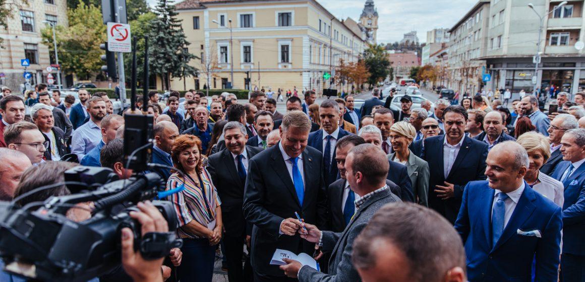 Klaus Iohannis a făcut tot ceea ce putea să facă un președinte pentru a opri atacurile PSD împotriva statului român