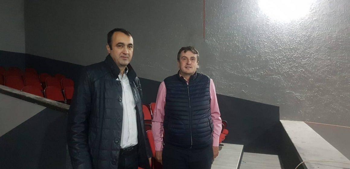 Municipiul Sighetu Marmației va avea, în curând, un cinematograf 3D